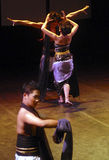 INDONESIAN DANCE DIVERSITY Royalty Free Stock Photography