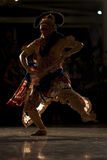 INDONESIAN DANCING STYLE Royalty Free Stock Photo
