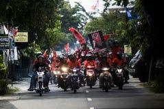 INDONESIAN DEMOCRATIC PARTY OF STRUGGLE PROFILE Stock Photos