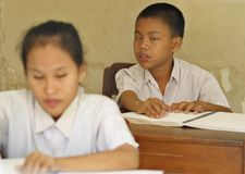 INDONESIAN EDUCATION CHALLENGE Stock Image