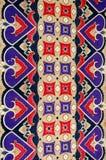 Indonesian Fabric Design Stock Photography