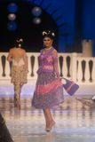 INDONESIAN FASHION INDUSTRY BOOM Stock Images