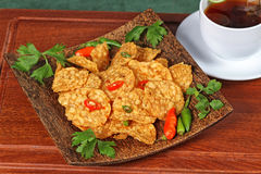 Indonesian food Stock Image