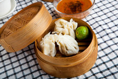 Indonesian Food Siomay Bandung Stock Photography