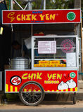 Indonesian food stall Stock Photography