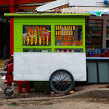 Indonesian food stall Royalty Free Stock Photography