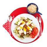 Indonesian Gado Gado Royalty Free Stock Photography