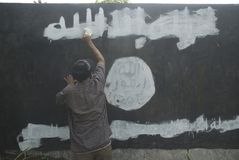 INDONESIAN INTELLIGENCE TO WATCH EXTREMIST GROUP ON ISLAMIC STATE ISSUES Stock Photos