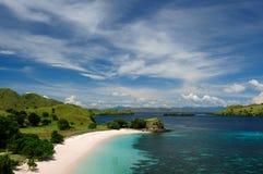 Indonesian landscape Royalty Free Stock Photo