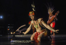INDONESIAN LONG HISTORY OF CULTURE Stock Images