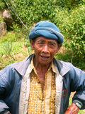 Indonesian man Royalty Free Stock Photography
