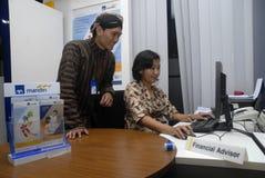 INDONESIAN MANDIRI BANK BUSINESS PLAN Royalty Free Stock Photos