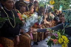 INDONESIAN MARRIAGE LAW Royalty Free Stock Photo