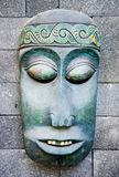 Indonesian mask Royalty Free Stock Photos