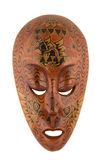 Indonesian mask Royalty Free Stock Images