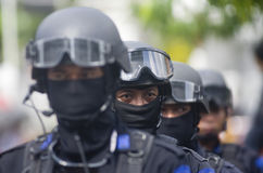 INDONESIAN MILITARY TO ADD NEW BORDER POSTS Stock Photo