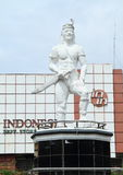 Indonesian modern art Stock Image