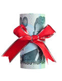 Indonesian money gift Stock Image
