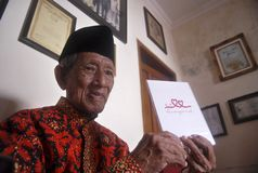 INDONESIAN MUSIC LEGEND Royalty Free Stock Photos