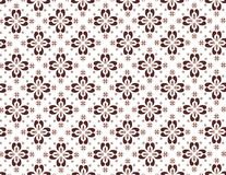 Indonesian native pattern Royalty Free Stock Photography
