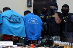Indonesian Police Stock Photos