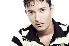 Indonesian Portrait Stock Image