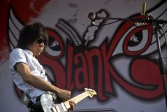 INDONESIAN ROCK MUSIC Royalty Free Stock Images