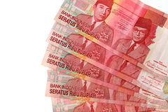 Indonesian Rupiah Royalty Free Stock Photo