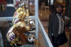 INDONESIAN RUPIAH SIX YEARS LOW DROP Stock Image