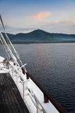 Indonesian Schooner Travel Royalty Free Stock Images