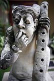 The Indonesian sculpture Stock Photos