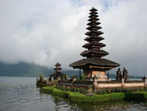 Indonesian temple Royalty Free Stock Image