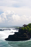 Indonesian temple  Bali. Indonesia Royalty Free Stock Image