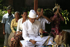 Indonesian wedding Stock Image