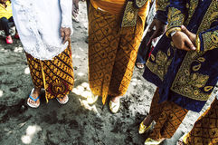 Indonesian wedding Stock Photo