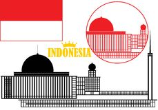 Indonesien Royaltyfria Foton