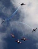 Indonesien Aerobatic Team Jupiter Stockfoto