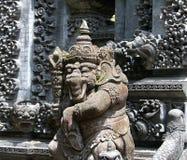 Indonesien, Bali, Balijsky Induistsky Skulptur Lizenzfreie Stockbilder