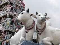 Indonesien, Bali, Balijsky Induistsky Skulptur Lizenzfreies Stockfoto