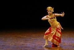INDONESIEN BALI DANS Fotografering för Bildbyråer