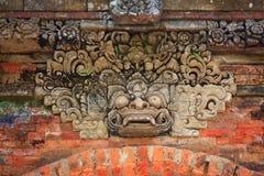 Indonesien, Bali: Skulptur von Kala Lizenzfreie Stockfotografie