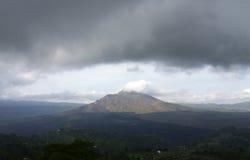 Indonesien, Bali, Vulkan Stockbilder