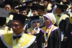 INDONESIEN BENÖTIGT MEHR DOKTORAT-LEKTOREN lizenzfreie stockfotografie