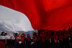 INDONESIEN BENÖTIGT QUALIFIZIERTEREN LEHRER Lizenzfreies Stockfoto