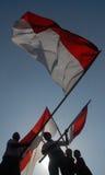 INDONESIEN BENÖTIGT QUALIFIZIERTEREN LEHRER Stockbild