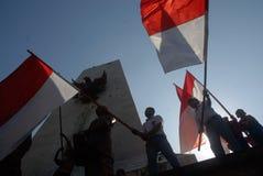 INDONESIEN BENÖTIGT QUALIFIZIERTEREN LEHRER Stockfotografie