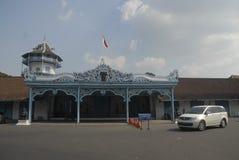 INDONESIEN BILINDUSTRI SOM FÖRSVAGAR Royaltyfri Foto