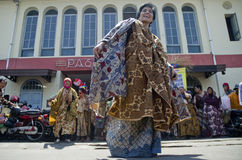 INDONESIEN-DARLEHEN- VON KREDITINSTITUTENwachstums-VORHERSAGE Stockfotos