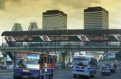 INDONESIEN DJAKARTA Royalty-vrije Stock Foto