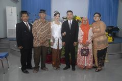 INDONESIEN FALL AV DISKRIMINERING Royaltyfri Bild